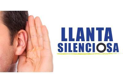 Llanta silenciosa