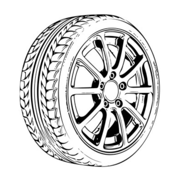 Llanta Bridgestone Ecopia H/L 422 Plus 255/45R20 101v RFT OE WTY
