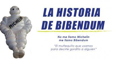 La historia de Bibendum, el logotipo de Michelin